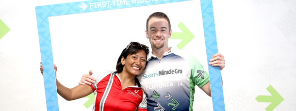 A Chance to be Extraordinary – Pelotonia 2014