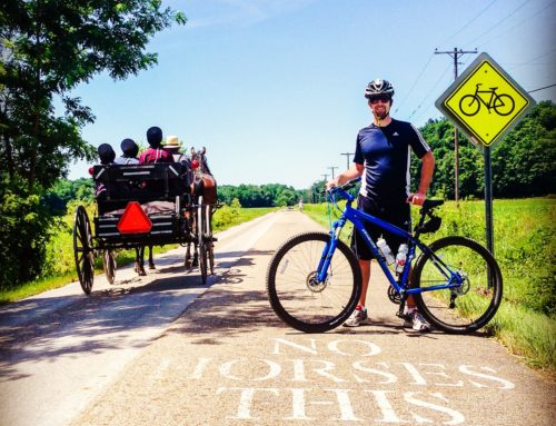 We Ride for Pelotonia